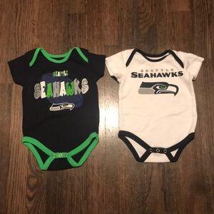NFL Seahawks Onesies